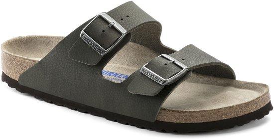 353b8aa2d81362 Birkenstock Arizona BF groen sandalen heren