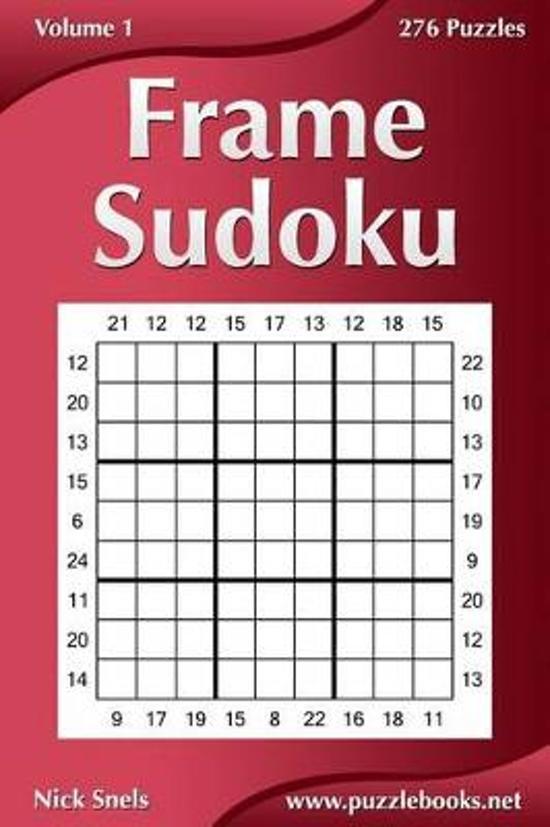 Bolcom Frame Sudoku Volume 1 276 Logic Puzzles