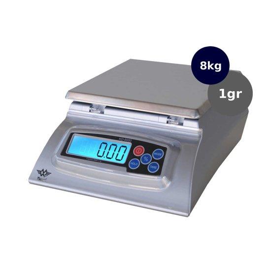 MyWeigh KD-8000 Grammen Weegschaal