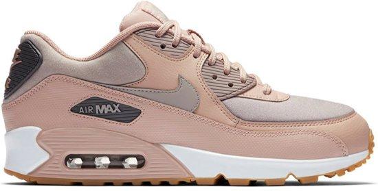 nike air max zwart grijs roze