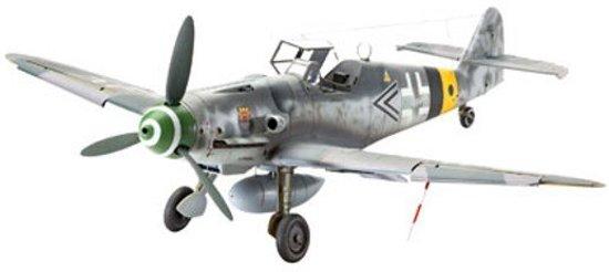 Revell Vliegtuig Messerschmitt Bf109 G-6 - Bouwpakket - 1:32