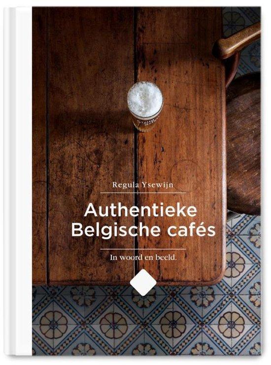 Authentieke Belgische cafés