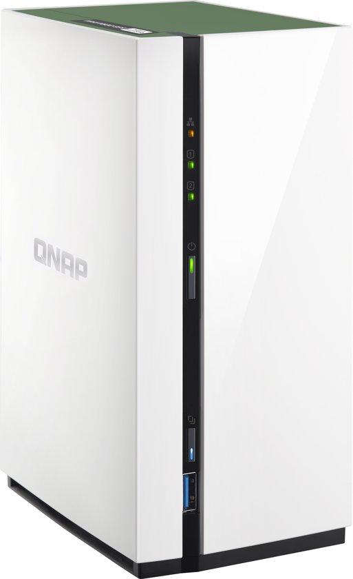 QNAP TS-228A - NAS - 0TB
