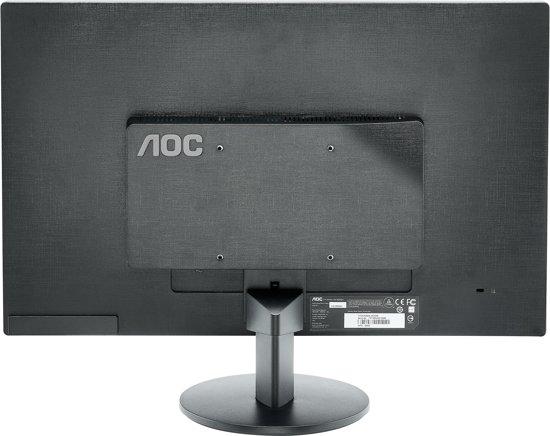 AOC E2270SWDN 21.5'' Full HD LED Zwart computer monitor LED display