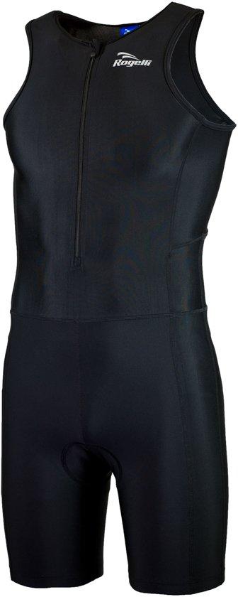 Rogelli Fietsshirt - Maat 152  - Unisex - zwart