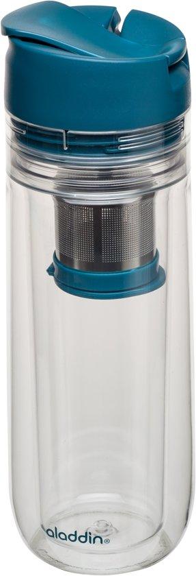 Aladdin Theebeker&maker - Kunststof - 350 ml - Blauw