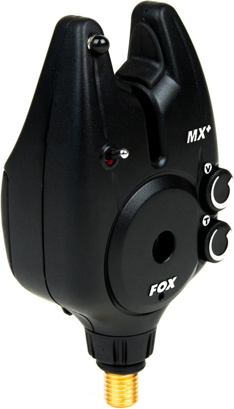 Fox Micron MX+ - Beetmelder - Zwart