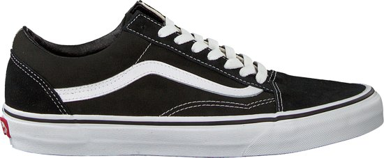 Vans Heren Sneakers Old Skool Men Zwart Maat 48