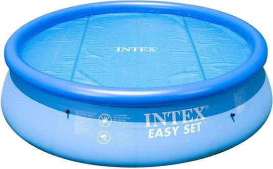 Intex zwembad solar cover 244 cm for Intex zwembad verkooppunten
