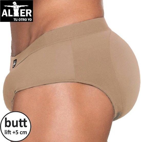 Alter Padded Butt Slip - Bruin - Medium