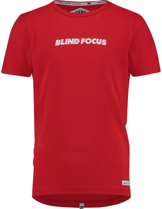a5ff2bcd9d75f6 bol.com | Vingino by Daley Blind Jongens T-Shirt Heath - Rood - Maat 116