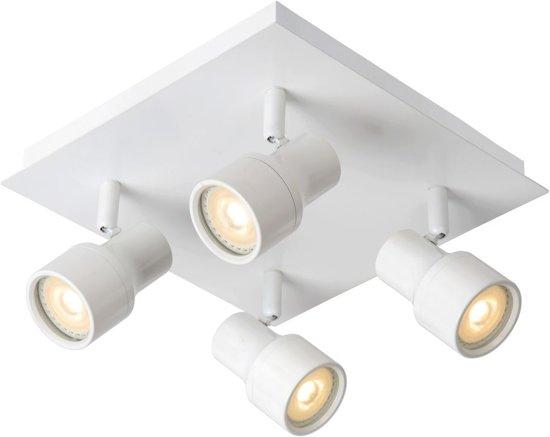 bol.com   Lucide SIRENE-LED - Plafondspot Badkamer - Ø 10 cm - LED ...