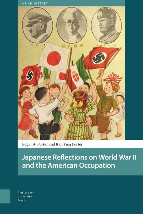 an account of the american post war occupation of japan