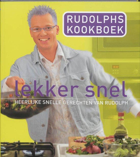 Verwonderlijk bol.com | Lekker snel, Rudolph van Veen | 9789021537382 | Boeken LB-36