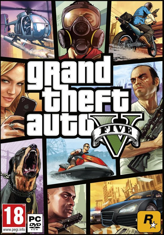 Grand Theft Auto V (GTA 5) - Windows
