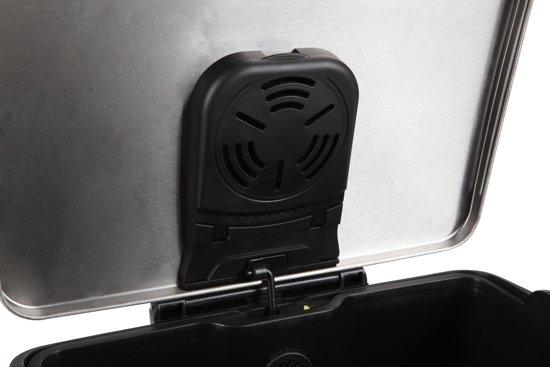 EKO E-Cube 40 Liter Zwart