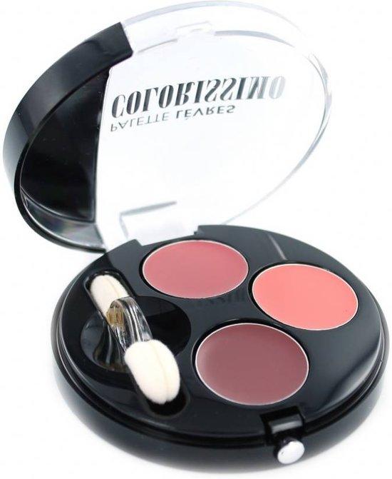 Bourjois Colorissimo Lip Palette - 04 Nudes Dandy