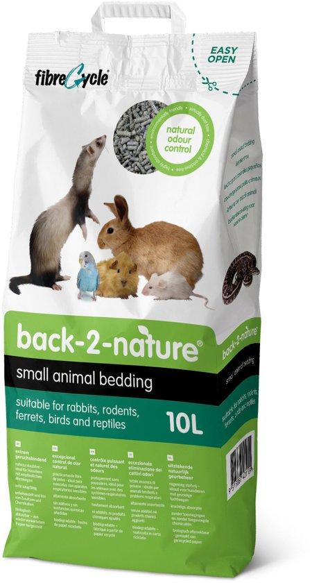 Back-2-Nature Bodembedekking - 10 l