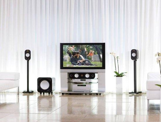 Monitor Audio Apex AW12 - Subwoofer - Zwart