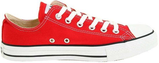 540e13b269f bol.com | Converse Chuck Taylor All Star Ox Sneakers Rood Maat 39