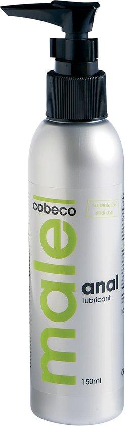 MALE Cobeco Anaal Glijmiddel op waterbasis 150ml