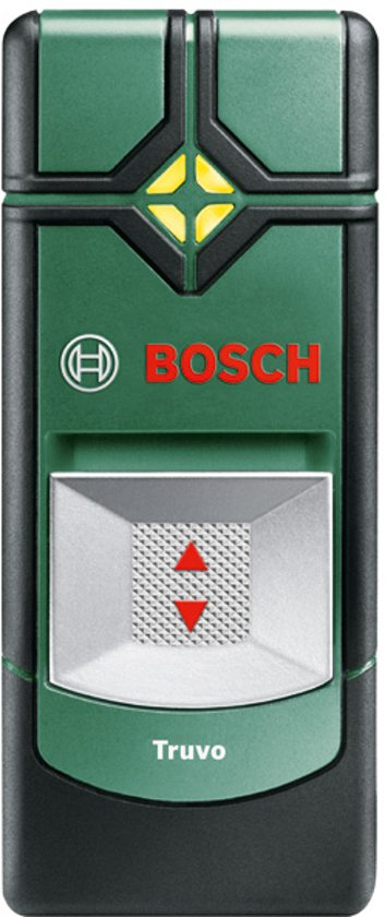 Bosch Truvo Leidingzoeker - Detecteert tot 50mm - LED lampsysteem