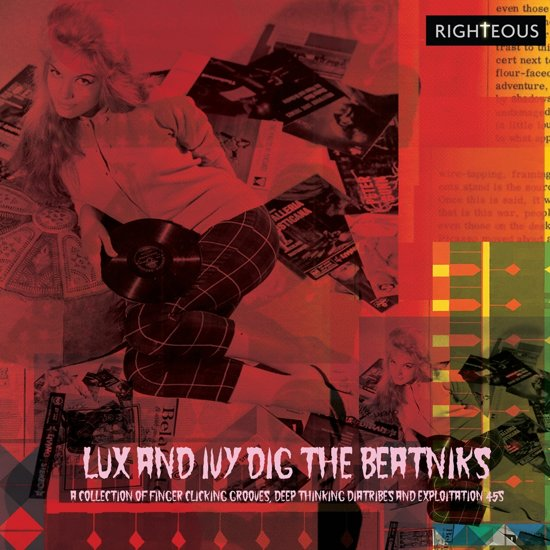 Lux And Ivy'S Dig The Beatniks: A Collection Of Fi