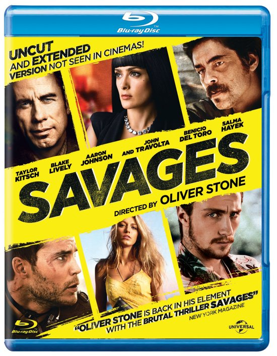 Savages ('12)(D) Bd Nederlands