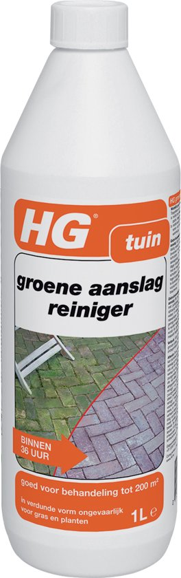 HG Groene Aanslagreiniger - 1000 ml