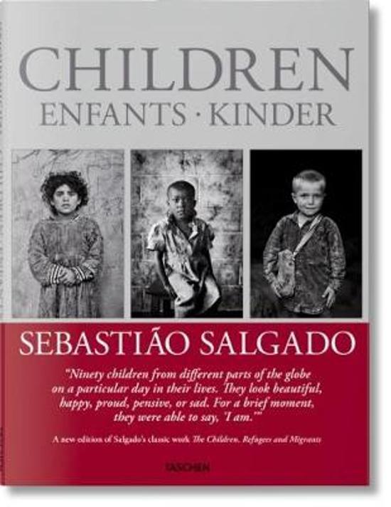 Boek cover Sebastiao Salgado. Children van Sebastião Salgado (Hardcover)