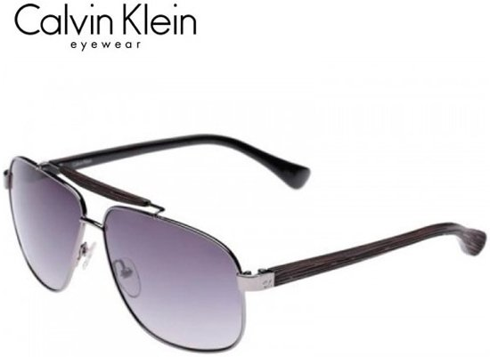 6a95a75dbd9ea5 Calvin Klein Platinum zonnebril CK1187S 031 - Aviator - Pilotenbril