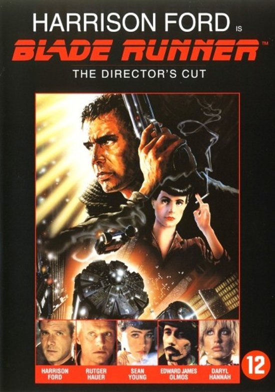 Afbeelding van Blade Runner (Directors Cut)