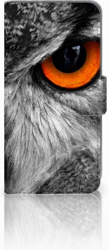 Motorola Moto G4 Play Uniek Design Hoesje Uil in Aerdenhout