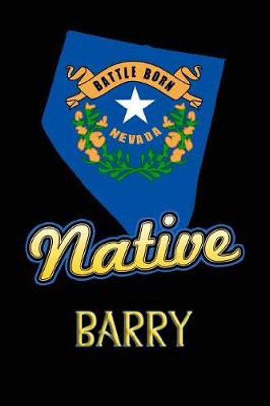 Nevada Native Barry