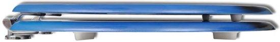 vidaXL WC-bril met MDF deksel en dolfijn-ontwerp