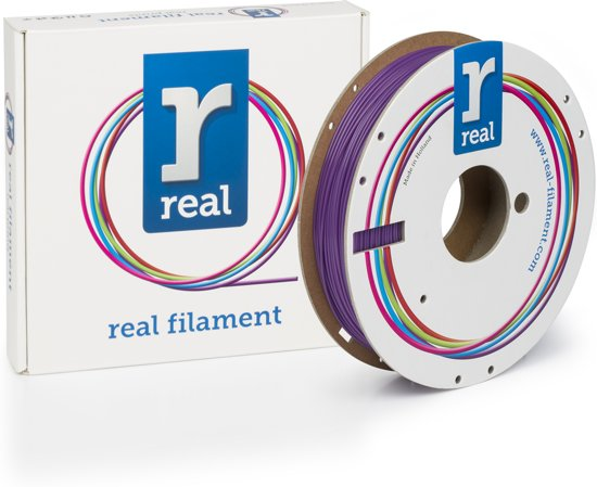 REAL Filament PLA paars 1.75mm (500g)