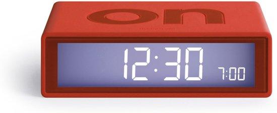 Lexon Flip Wekker 2,9 x 10,5 cm