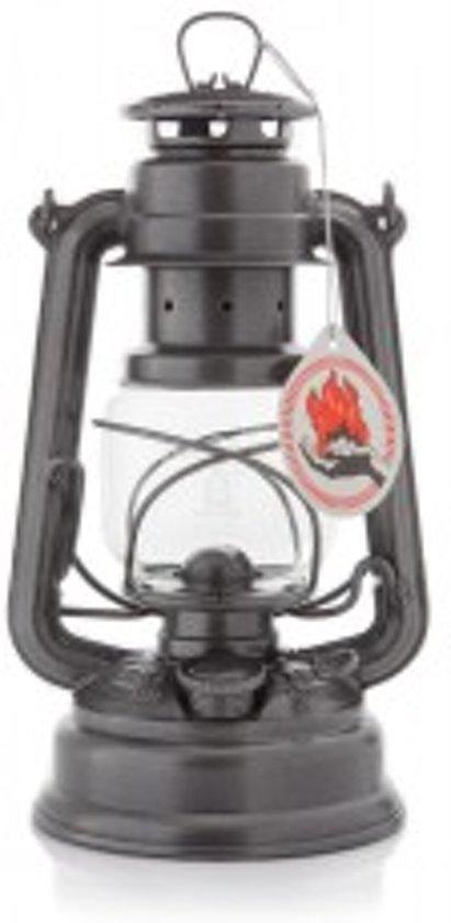 Feuerhand Stormlamp 276 Sparkling Iron