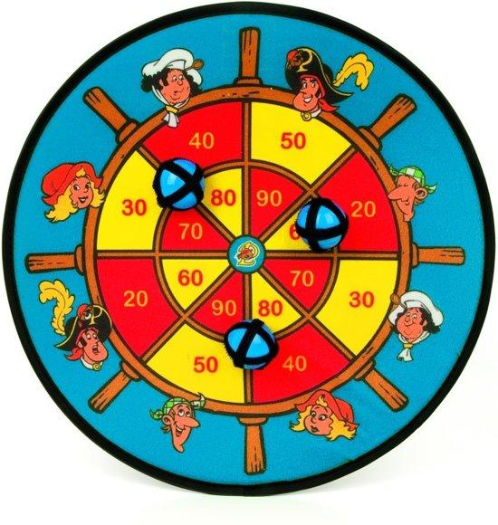 Afbeelding van het spel Piet Piraat Dartbord