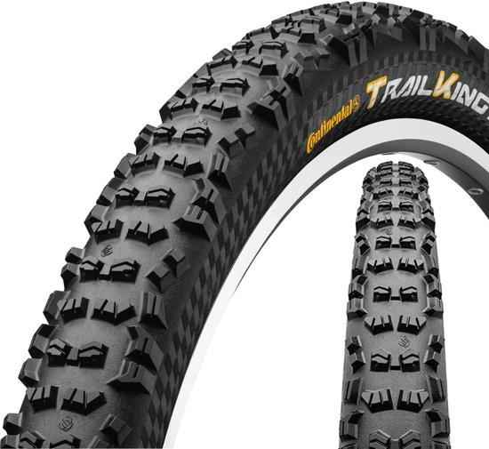 Continental Trail King Fietsband 29 Performance vouwbaar zwart Bandenmaat 55-622 | 29 x 2.2
