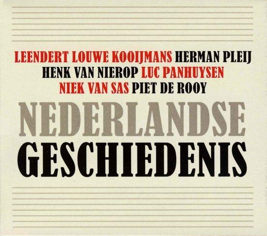 nederlandse geschiedenis mp3 download luisterboek dus geen fysiek boek of cd