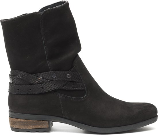 Bottines Feyn Noir BEaSC