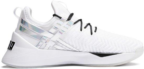 becb902d4bb PUMA Jaab XT Iridescent TZ Wn's Sportschoenen Dames - PUMA White-PUMA Black