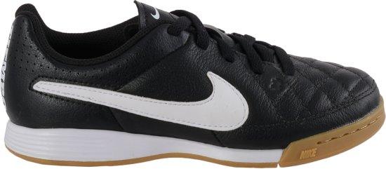 Nike - Tiempo Cuir Genio Salle Ic Jr De Football - Unisexe - Le Football - Noir - 38,5