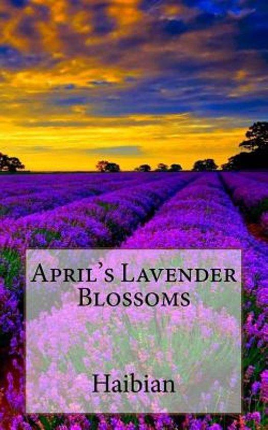April's Lavender Blossoms
