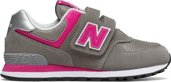 b78e999796c bol.com | New Balance YV574 M Sneakers Kinderen - Grey/Pink
