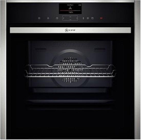 Neff B47FS22N0 oven multifunctie + stoom B 47FS22N0 B 47 FS 22 N 0