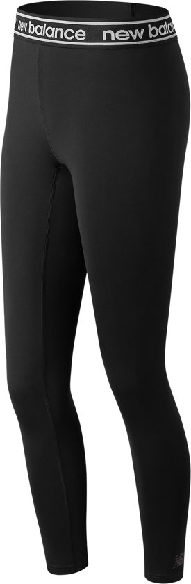 New Balance Solid Accelerate Tight Sportlegging Dames - Black