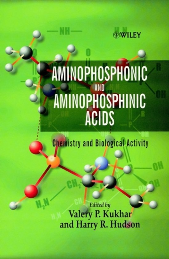 Aminophosphonic and Aminophosphinic Acids
