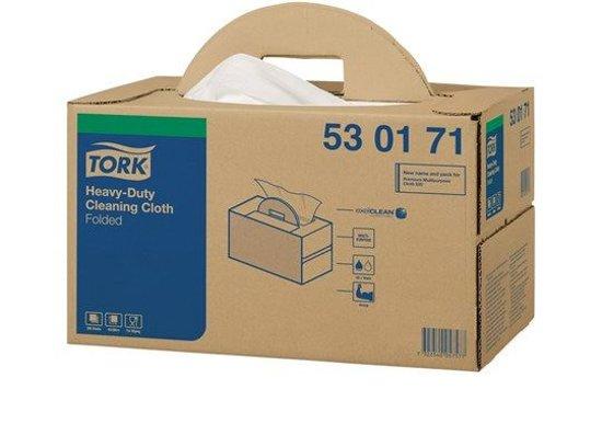 Tork Premium W7 1-laags werkdoek - Handybox 200 vel